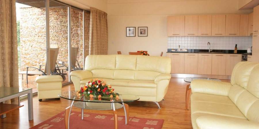Two Bedroomed Suite
