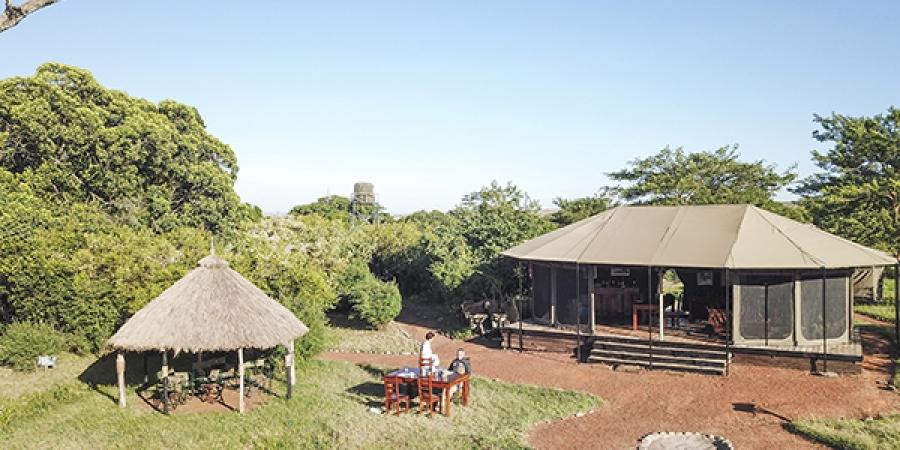 VIP Tent - VIP Camp