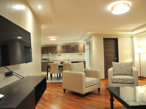 Deluxe One Bed Room Apartment