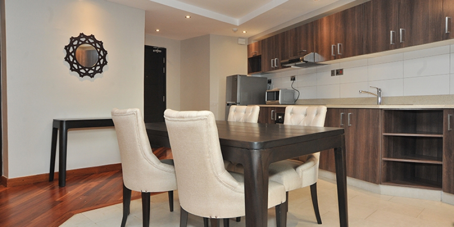 Executive One Bed Room Apartment