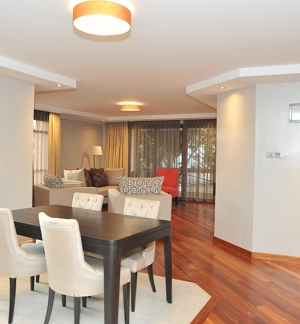 Deluxe Two Bed Room Apartment