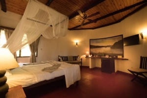 Twin Bed  Room (Standard Room) with sea view