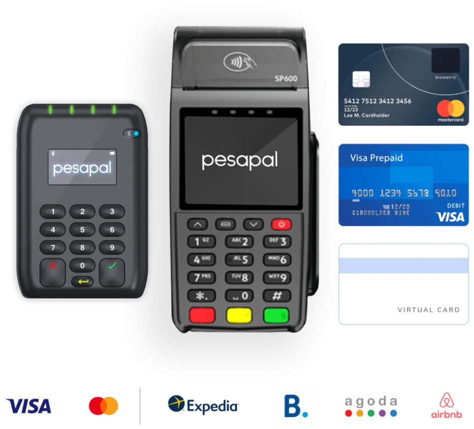 Accept POS and Virtual Card Payments
